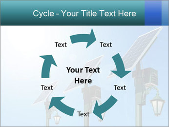 Solar powered PowerPoint Template - Slide 62