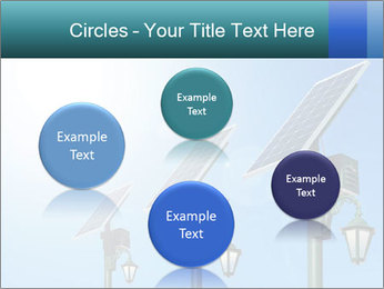 Solar powered PowerPoint Template - Slide 77