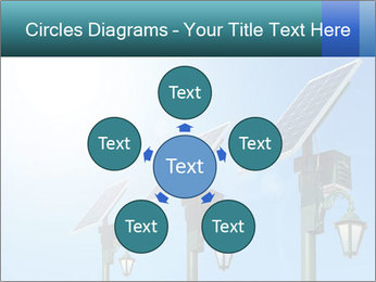 Solar powered PowerPoint Template - Slide 78