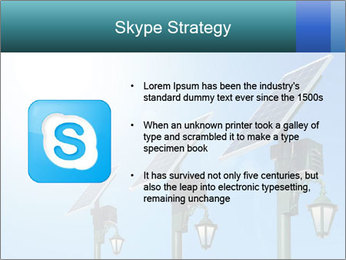 Solar powered PowerPoint Template - Slide 8