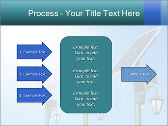 Solar powered PowerPoint Template - Slide 85