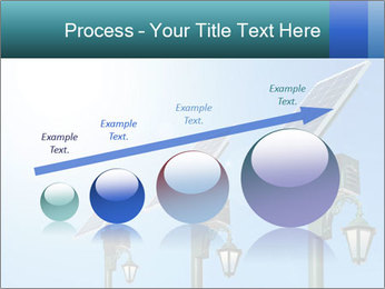 Solar powered PowerPoint Template - Slide 87