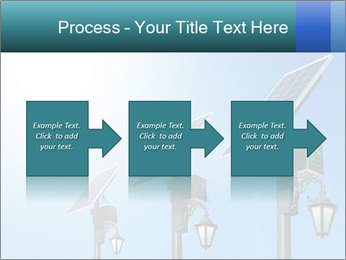 Solar powered PowerPoint Template - Slide 88