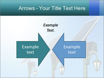 Solar powered PowerPoint Template - Slide 90