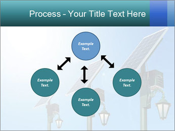 Solar powered PowerPoint Template - Slide 91
