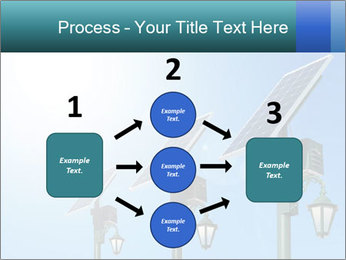 Solar powered PowerPoint Template - Slide 92