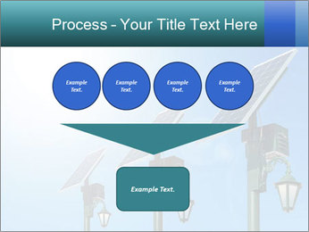 Solar powered PowerPoint Template - Slide 93