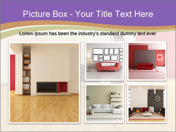 Empty modern interior PowerPoint Template - Slide 19