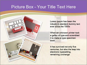 Empty modern interior PowerPoint Template - Slide 23