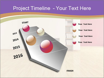 Empty modern interior PowerPoint Template - Slide 26