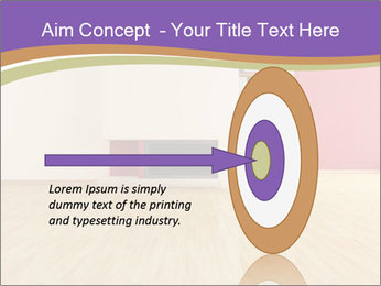 Empty modern interior PowerPoint Template - Slide 83