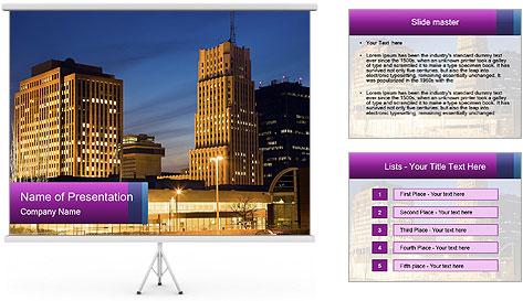 Skyline PowerPoint Template