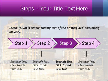 Skyline PowerPoint Template - Slide 4