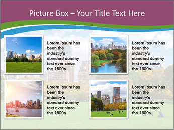Manhattan skyline PowerPoint Template - Slide 14