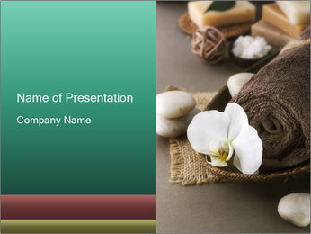 Spa PowerPoint Templates - Slide 1