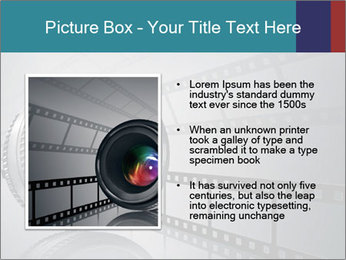 Film strip PowerPoint Template - Slide 13