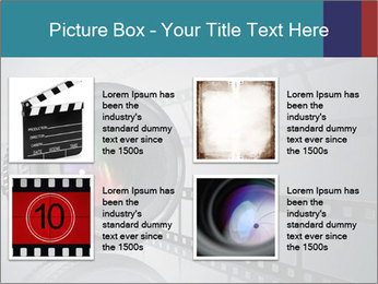 Film strip PowerPoint Template - Slide 14