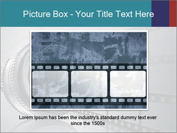 Film strip PowerPoint Template - Slide 15