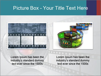 Film strip PowerPoint Template - Slide 18