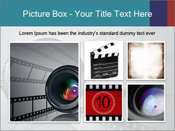 Film strip PowerPoint Template - Slide 19