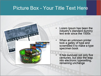 Film strip PowerPoint Template - Slide 20