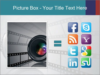 Film strip PowerPoint Template - Slide 21