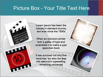 Film strip PowerPoint Template - Slide 24