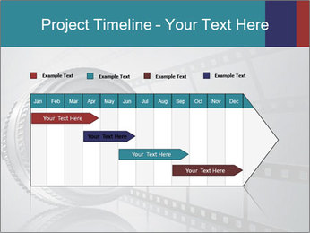Film strip PowerPoint Template - Slide 25