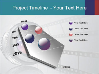 Film strip PowerPoint Template - Slide 26