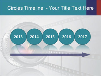 Film strip PowerPoint Template - Slide 29