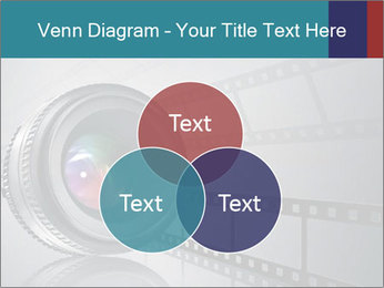 Film strip PowerPoint Template - Slide 33