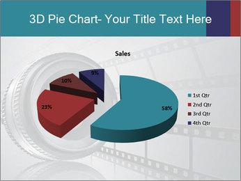 Film strip PowerPoint Template - Slide 35