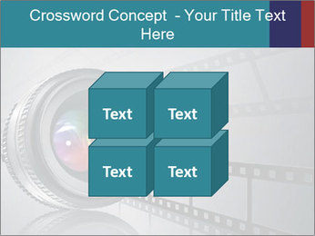 Film strip PowerPoint Template - Slide 39