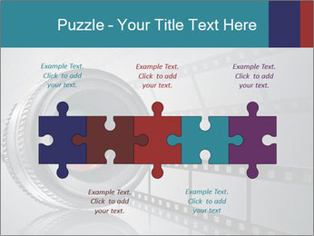 Film strip PowerPoint Template - Slide 41