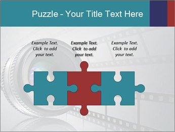 Film strip PowerPoint Template - Slide 42