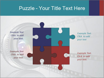 Film strip PowerPoint Template - Slide 43