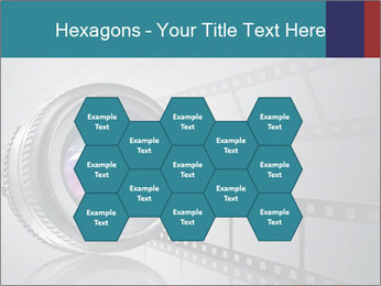 Film strip PowerPoint Template - Slide 44