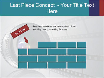 Film strip PowerPoint Template - Slide 46