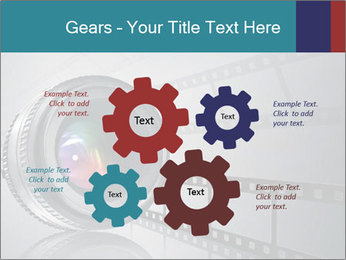 Film strip PowerPoint Template - Slide 47