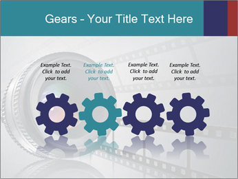 Film strip PowerPoint Template - Slide 48