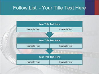 Film strip PowerPoint Template - Slide 60