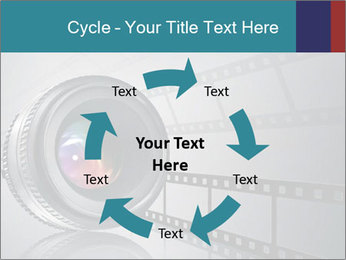 Film strip PowerPoint Template - Slide 62