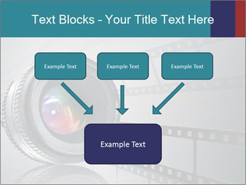 Film strip PowerPoint Template - Slide 70