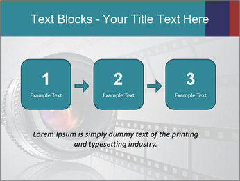 Film strip PowerPoint Template - Slide 71