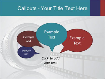 Film strip PowerPoint Template - Slide 73
