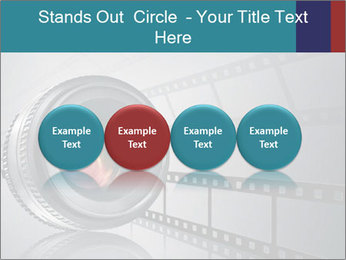 Film strip PowerPoint Template - Slide 76