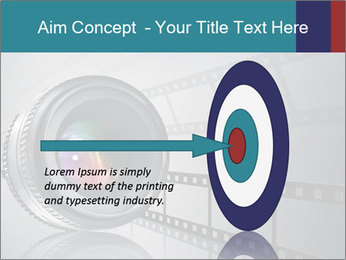 Film strip PowerPoint Template - Slide 83