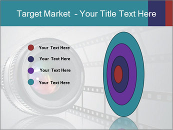 Film strip PowerPoint Template - Slide 84