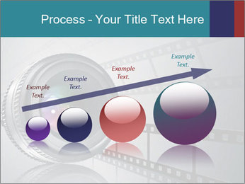 Film strip PowerPoint Template - Slide 87