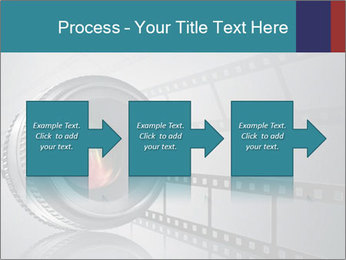 Film strip PowerPoint Template - Slide 88